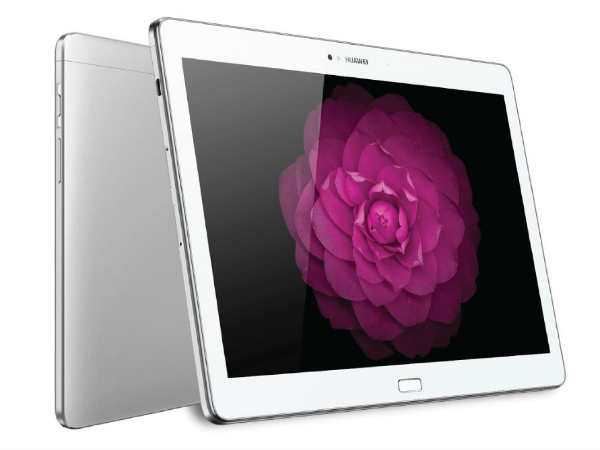 Huawei MediaPad M2: 10-inch Tablet Announced with an Active Stylus!
