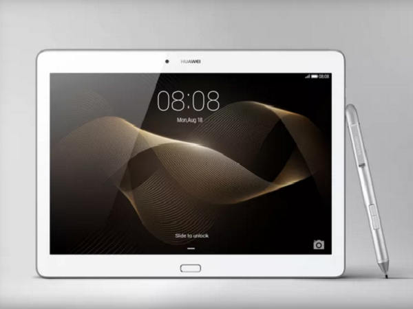 Huawei MediaPad M2 tablet is its take on Samsung's 10-inch Note Tab