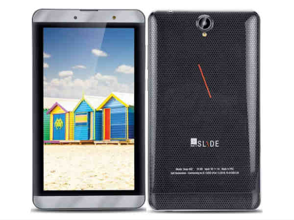 Looking for a Selfie Tablet?  iBall Slide Gorgeo 4GL is all you need