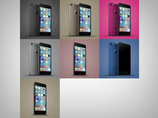 Cheaper and Smaller iPhone 6c leaked via 3D renders, Dummy photos