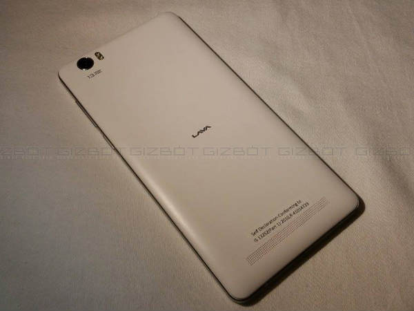 In Pictures: Lava V5 Launched with 13MP Camera at Rs 11,499