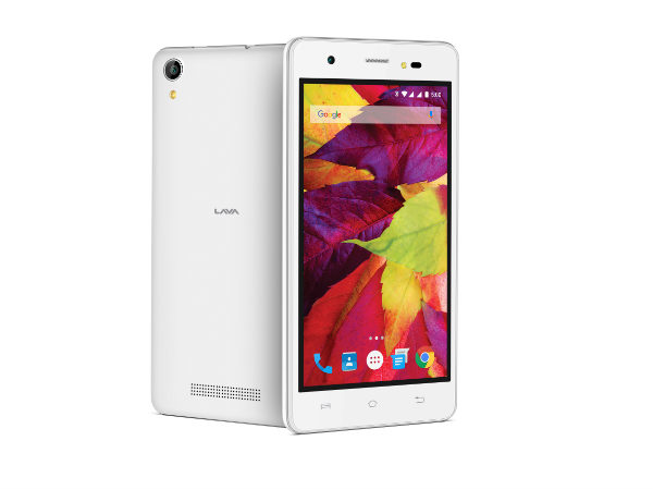 LAVA launches P7 featuring 5-inch display, 5MP camera with Child mode
