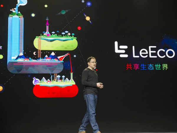 Letv reincarnates itself as LeEco with an aim to expand globally