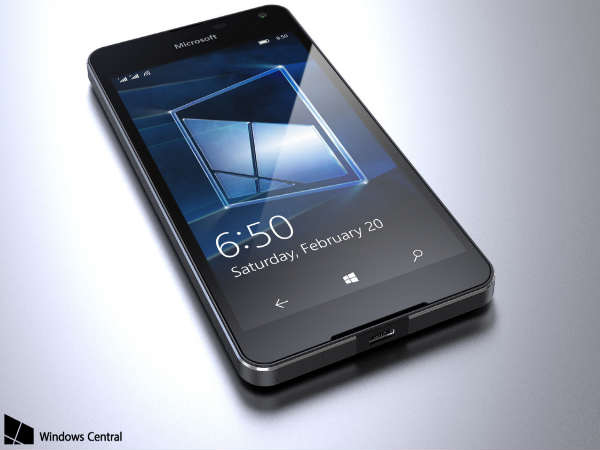 Microsoft Lumia 650 announcement expected on February 1