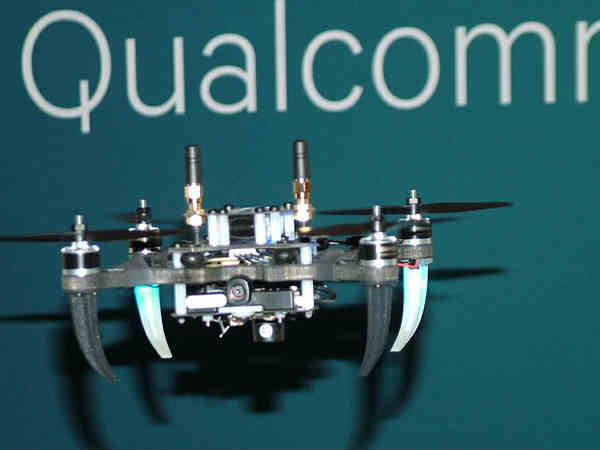 Qualcomm Unveils Snapdragon Flight: An SoC for Drones with GPS and 4K!