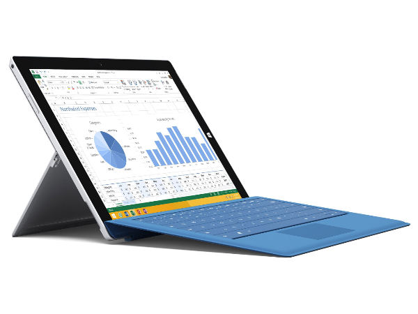 Microsoft Surface Pro 3 powered by Intel Core i3 launched at Rs 73,990