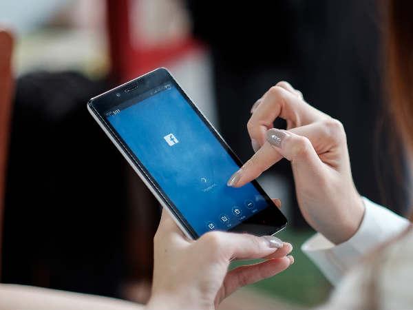 Now, share rides through Facebook
