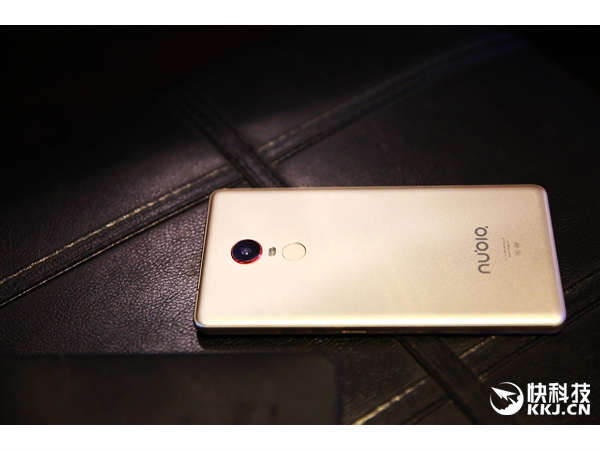 ZTE Nubia X8 with a metallic body leaked in photos