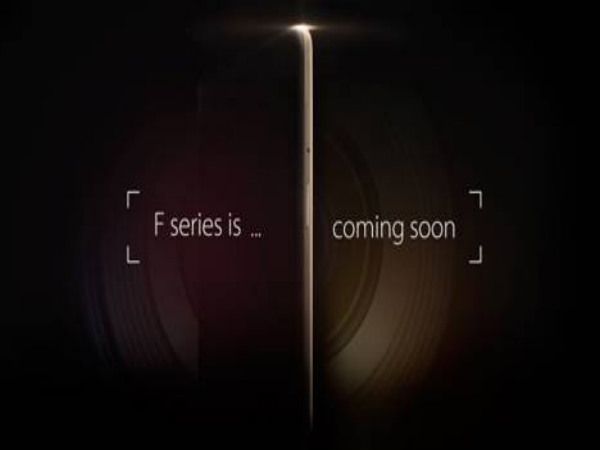 OPPO Announces New Mid-range, Photo-focused F Series