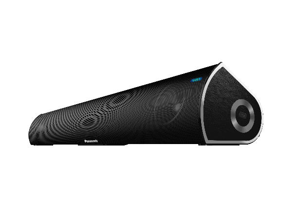 Panasonic launches SC-HTB3GW-K Soundbar for Rs. 4,190