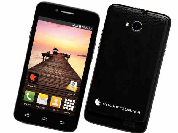 DataWind launches PocketSurfer 2G4X, PocketSurfer 3G4Z smartphones