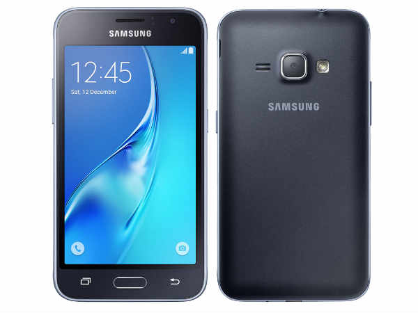 Samsung Galaxy J1 (2016) spotted on sale in Dubai even before launch