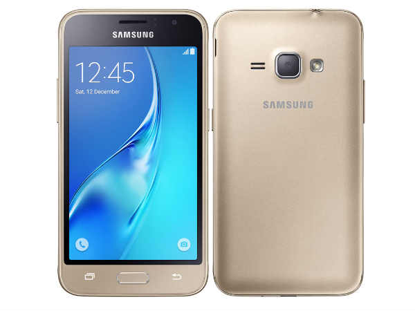 Samsung Galaxy J1 (2016) Leaked via Press Images