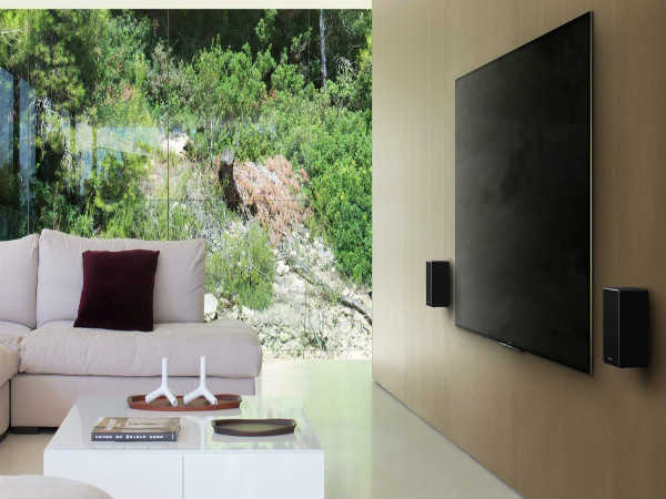 Sony launches new speakers with multi room audio set up
