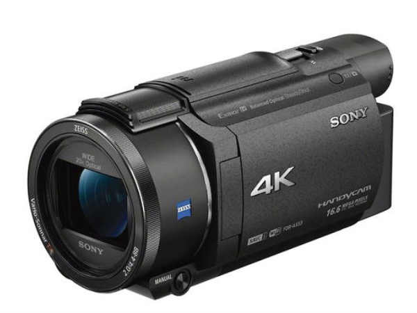 Sony unveils new 4K capable Handycam and water resistant action camera