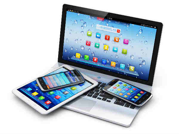 'Tablet computers facing pressure from big-screen phones'