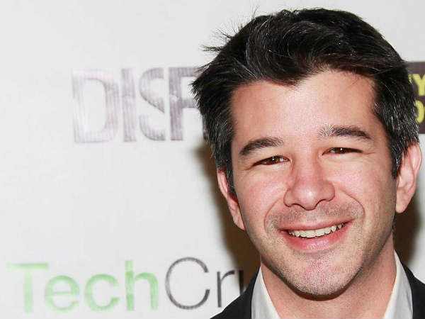Uber chief Kalanick to offer start-up tips at IIT-Bombay on January 19