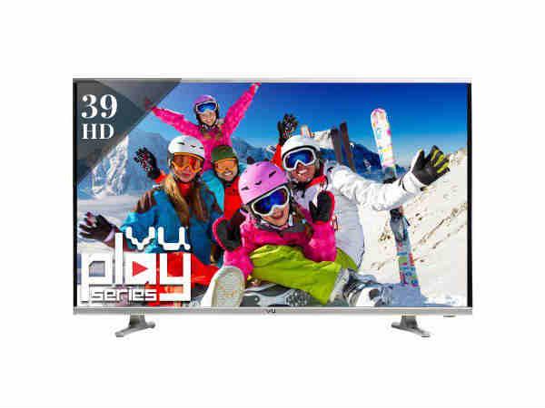 Vu releases Netflix ready televisions on Flipkart