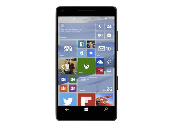 Windows 10 said to be powering over a million Windows phones