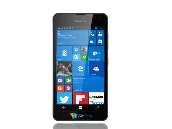 Microsoft Lumia 650 Images Leaked: Here's What You Need to Know!