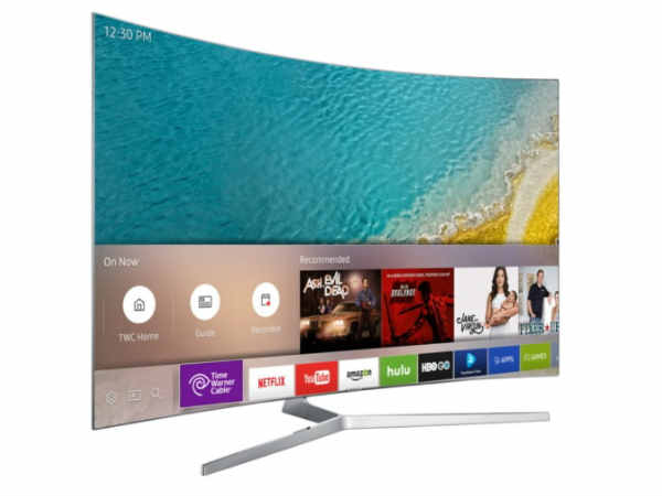 Samsung showcases a 98 inch 8K TV as part of their 2016 SUHD TV lineup