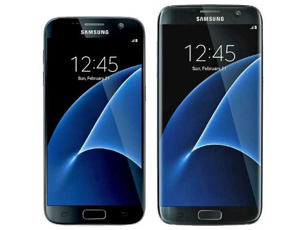 These are the Official Images of the Samsung Galaxy S7, S7 Edge