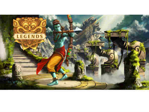 Gamaya Legends – the Video Game of Ramayana now available on Amazon.in