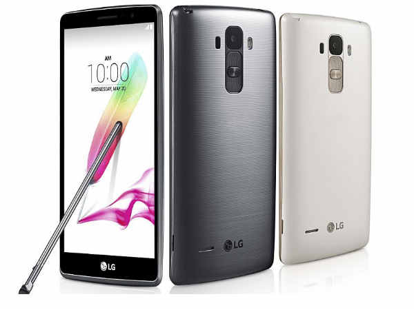 """LG G4 Stylus 3G with 5.7"""" HD Display, 1GB RAM launched for Rs 19,0000"""