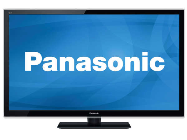 Panasonic launches LED TV with sharper picture technology