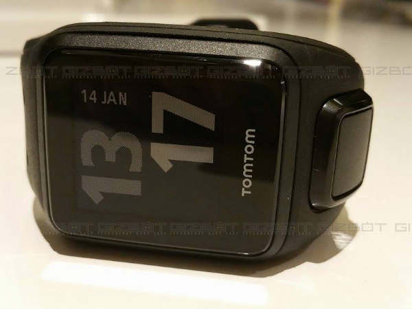 TomTom India launches TomTom Spark GPS Fitness Watch With Music player