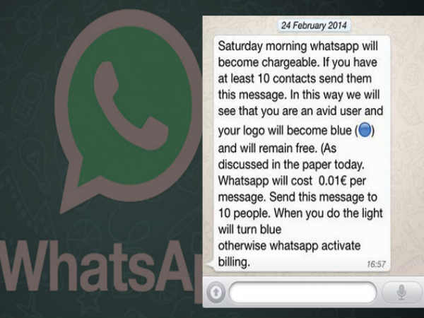 Whatsapp is going to charge you