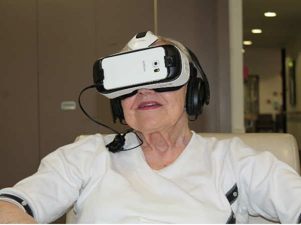 Virtual Reality in Helping the differently able