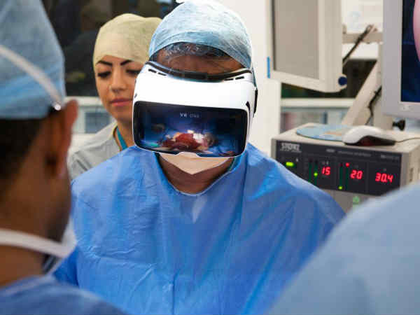 Virtual Reality in Medical