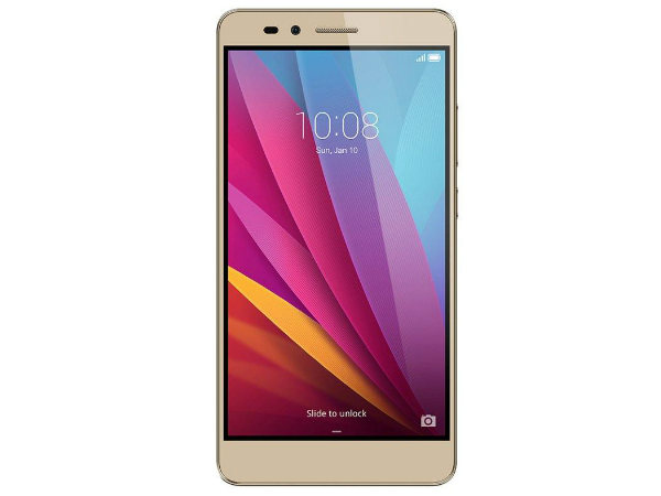 Huawei Honor 5X is now officially available on Amazon, Flipkart