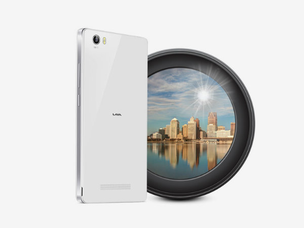 Powerful Rear Camera
