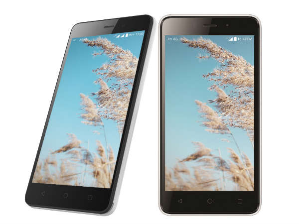 Reliance Launches Yet Another Budget Smartphone at Rs 7,090