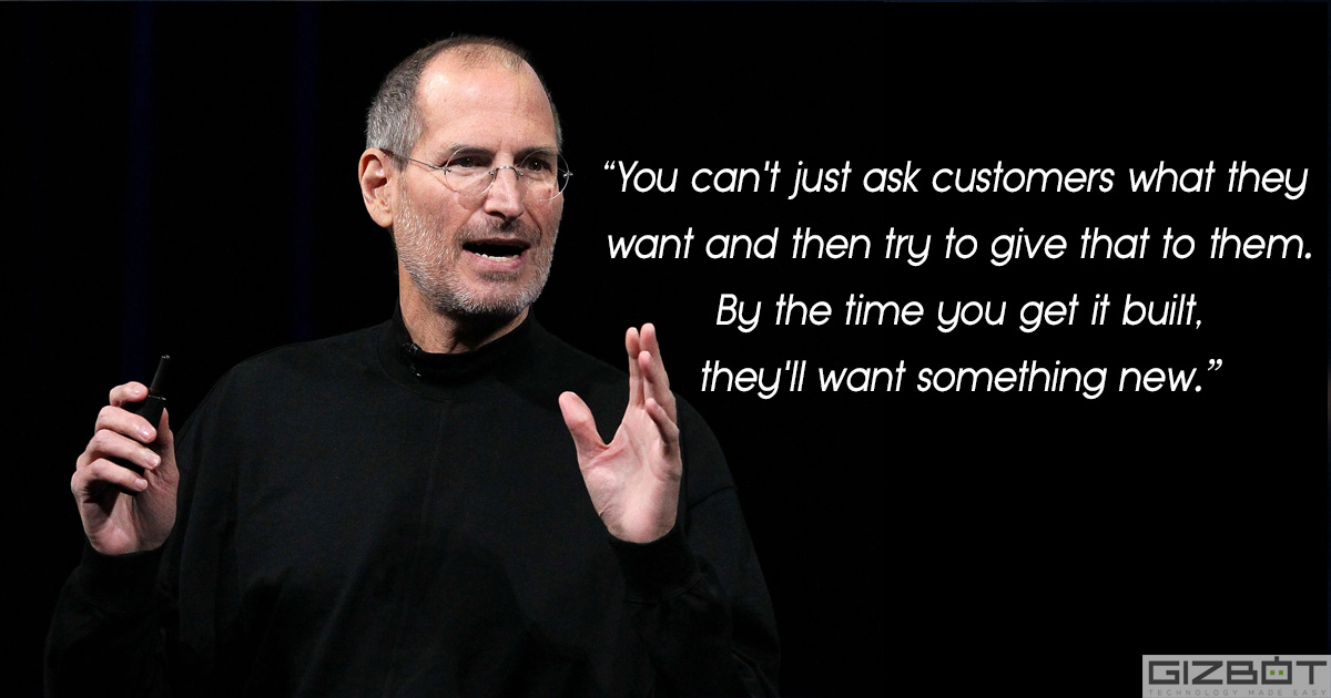 steve jobs late apple ceo most inspirational quotes gizbot