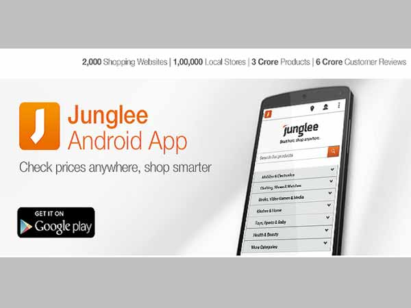 Let's get Junglee on Amazon!