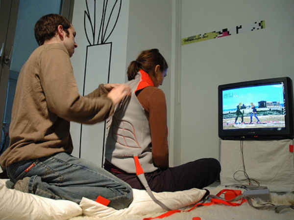 Control Your PlayStation With Massage