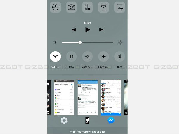 Use and Manage the Control Center