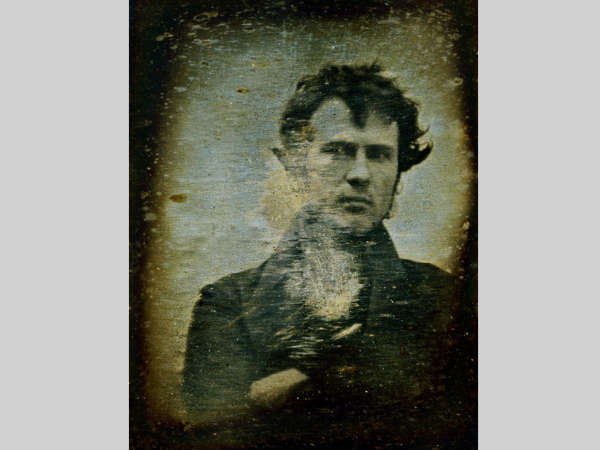 The first modern selfie is thought to have been snapped in 1839