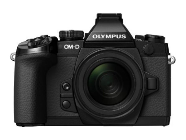 Olympus OM-D E-M1 with M.Zuiko Digital 12 - 50 mm f3.5 - 6.3 EZ Mirrorless Camera
