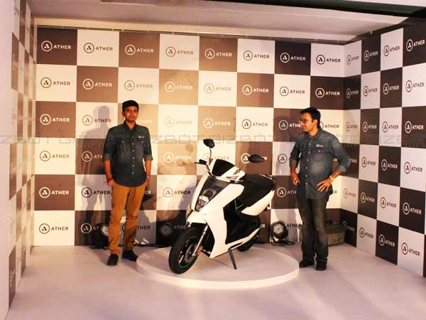 Now Ride Up to 60km/hr in Single Charge with Ather S340 Scooter