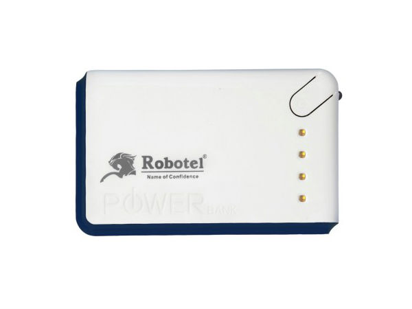 Robotel Robo-007 USB Portable Power Supply 18000 mAh