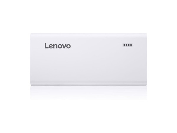 Lenovo 10400mAH Power Bank (White)