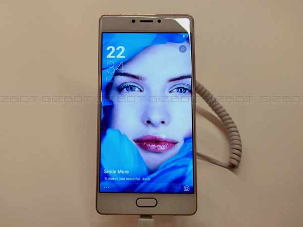 Gionee S8 Announced with 3D Touch: Top 10 Features of the New Flagship