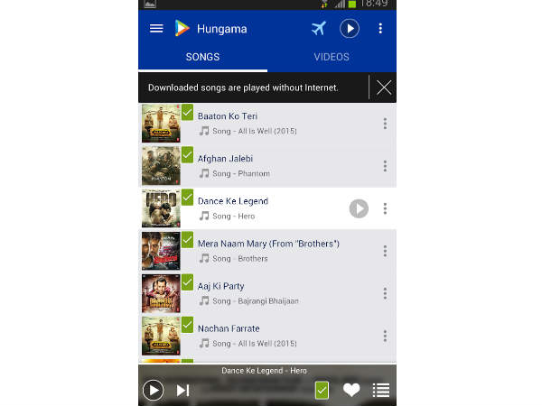 Hungama Music – Songs & Videos