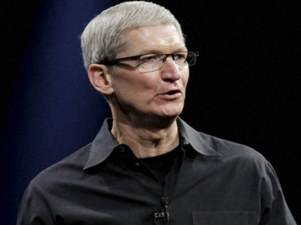 Objection by Tim Cook