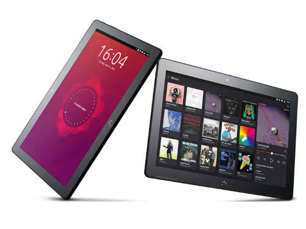 Canonical Partnered With BQ To Announce Aquaris M10 Ubuntu Edition Tab