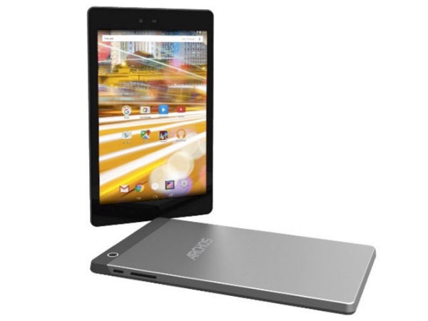 Archos Announces Three New Tablets Under Oxygen Series